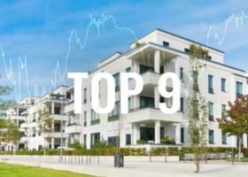 Immobilien Aktie – Top 9 Empfehlung für Geld Anlage