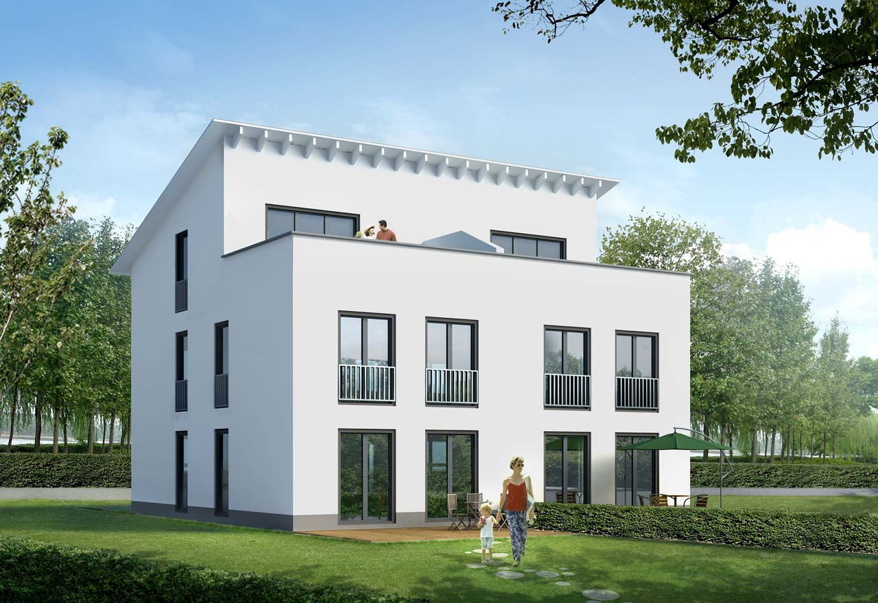 Haus Kauf in Löhne: Mietkauf, Wohnung und Immobilie