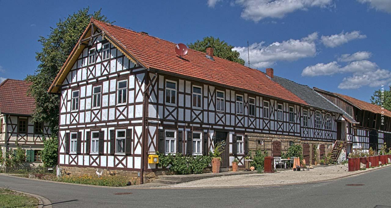 Haus Kauf Oberursel (Taunus): Kredit, Planen, Quadratmeter bis Immobilie
