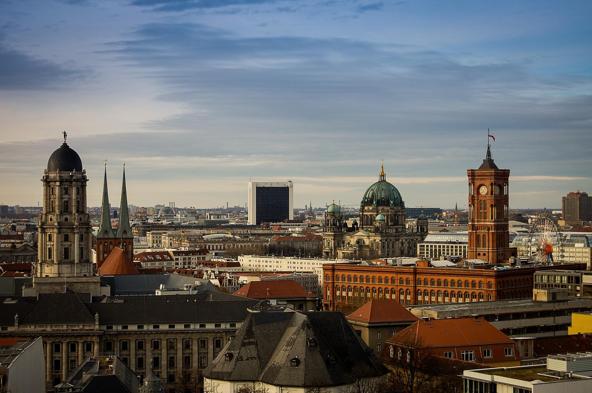 Berlin Mitte Immobilienmarkt - Statistik, Preis und Makler finden
