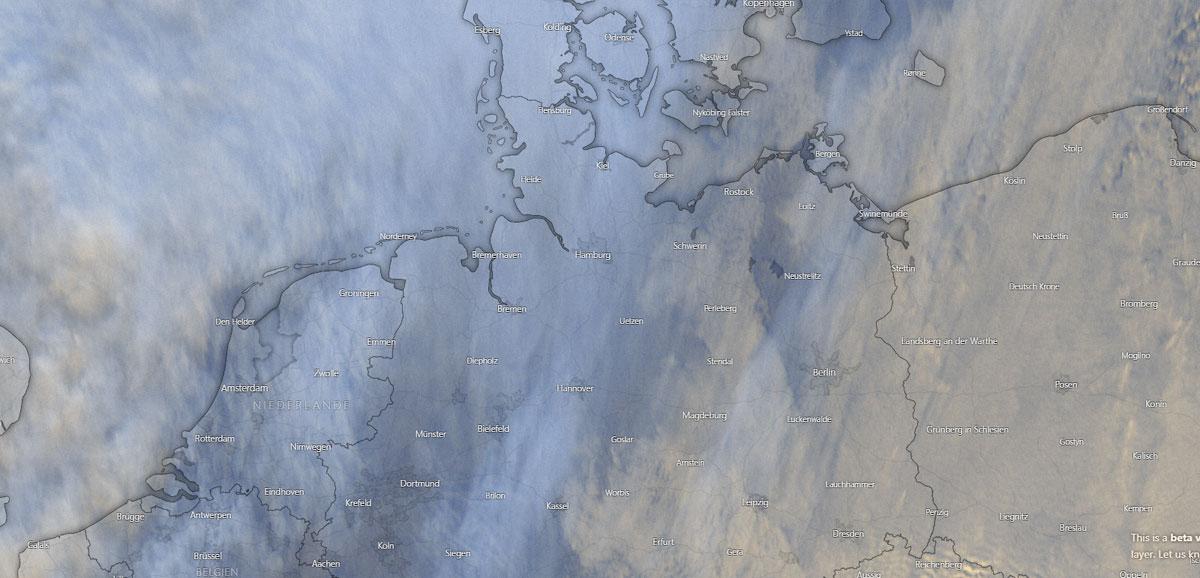 Wetter in Stuttgart: Wochenende, Nebel, Sonne und Sturm