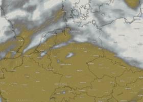 Wettertendenz für Rostock: Baustelle, Feuchtigkeit, Sonnenstunden und Wochenende